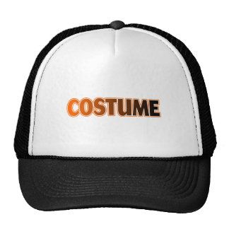 COSTUME MESH HATS