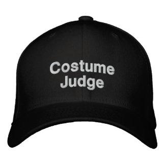 Costume Judge Hat Baseball Cap