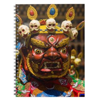 Costumed Festival Dancer Notebooks