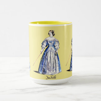 ~ COSTUMES ~ JUDITH personalised ~ Mug