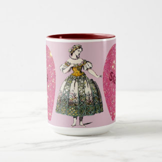 Costumes ~ Personalised STACEY ~ Valentine's Day Mug