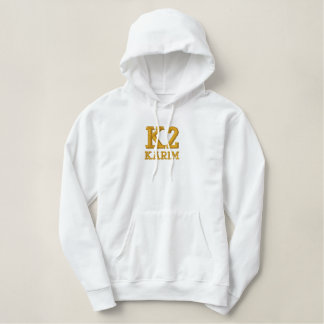Cosy Clothes Embroidered Hoodie