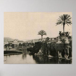 Cote D'Azur Nice  La Casino 1910 Posters