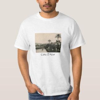 Cote D'Azur Nice  La Casino 1910 Tshirt