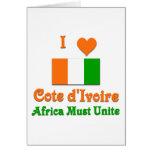 Cote d'Ivoire Cards