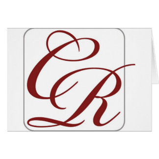 Coterie Rouge Card