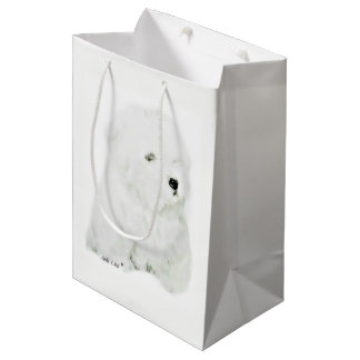 Coton de Tulear Medium Gift Bag