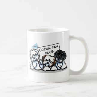Coton Fan Club Coffee Mug