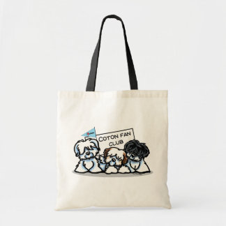 Coton Fan Club Tote Bag