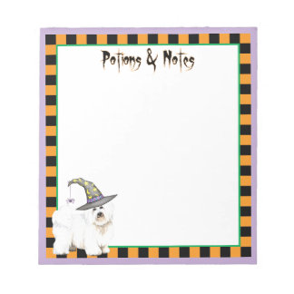 Coton Witch Notepad