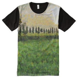 Cottage and farm All-Over print T-Shirt