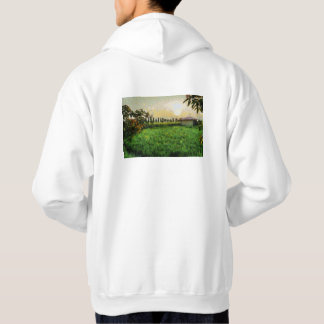 Cottage and farm hoodie