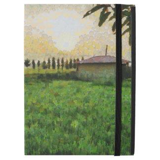 "Cottage and farm iPad pro 12.9"" case"
