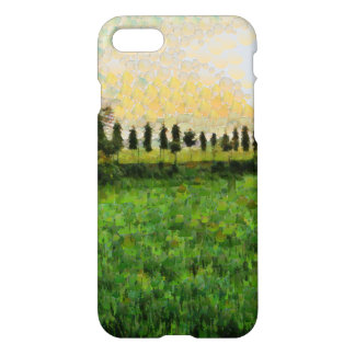 Cottage and farm iPhone 8/7 case