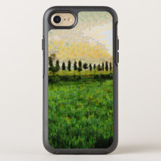 Cottage and farm OtterBox symmetry iPhone 8/7 case