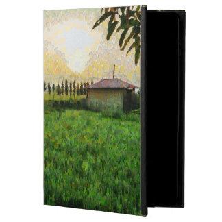 Cottage and farm powis iPad air 2 case