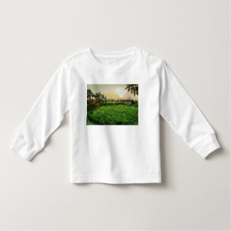 Cottage and farm toddler T-Shirt