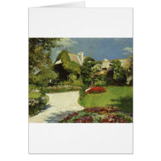 Cottage at Trouville Card