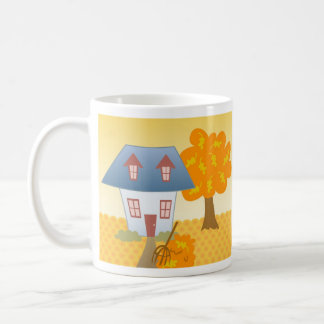 Cottage – Autumn Coffee Mug