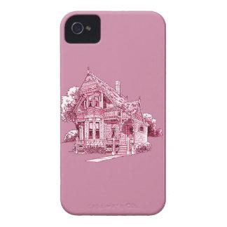 Cottage Case-Mate iPhone 4 Case