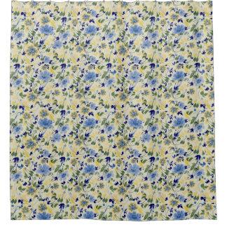 Cottage Floral Shower Curtain