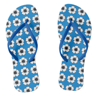 Cottage-Flowers-Blue-Multi-Styles_Colors Thongs