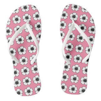 Cottage-Flowers-Pink-Multi-Styles_Colors Thongs