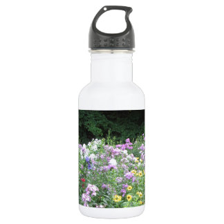 Cottage Garden - Flowers and Woods 532 Ml Water Bottle
