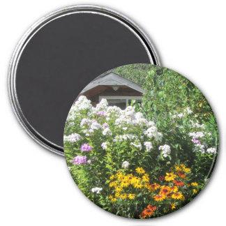 Cottage Grey Wasp Hive! Magnet