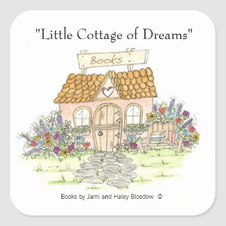 Cottage of Dreams Publishing Sticker