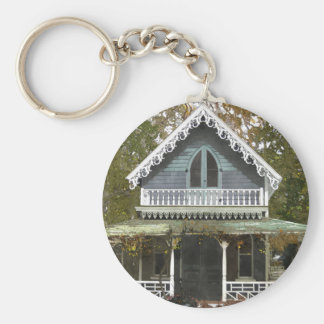 Cottage on Martha's Vineyard Key Ring