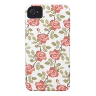 Cottage Rose iPhone 4s Case