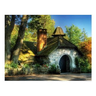 Cottage - The little cottage Postcard