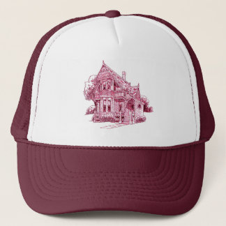 Cottage Trucker Hat
