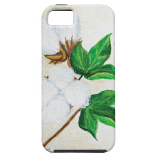 Cotton Boll iphone case