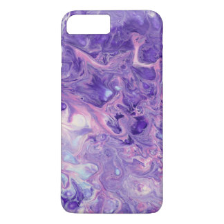 """Cotton Candy 2"" Abstract Painting Phone Case"