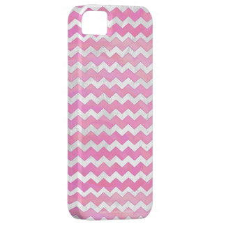 Cotton Candy Chevon Pattern iPhone 5 Cover