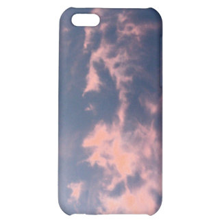 Cotton Candy Clouds 01 Cover For iPhone 5C