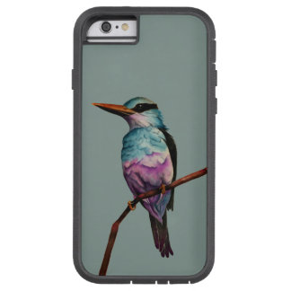 Cotton Candy Color Bird Painting Tough Xtreme iPhone 6 Case