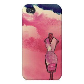 Cotton Candy Fashion Case For The iPhone 4