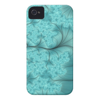 cotton candy fractal iphone case