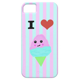 Cotton candy iPhone 5 cases