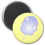 Cotton Candy Magnet - Blue