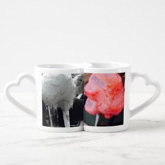 Cotton Candy Night And Day Coffee Mug Set