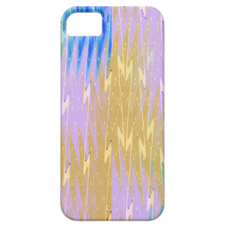 Cotton Candy Pink Abstract iPhone 5 Cases