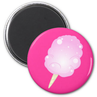 Cotton Candy - Pink Magnet