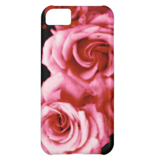 Cotton Candy Roses iPhone 5C Case
