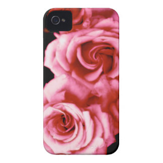 Cotton Candy Roses iPhone 4 Covers