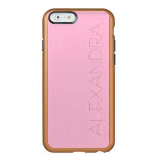 Cotton Candy Solid Color Incipio Feather® Shine iPhone 6 Case