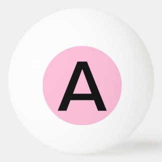 Cotton Candy Solid Color Ping Pong Ball